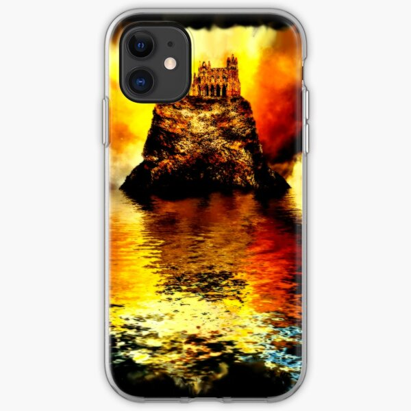 Whitby Abbey iPhone Soft Case
