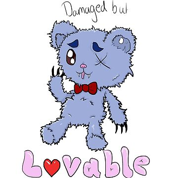 Damaged but Lovable by JokersToxin