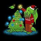 Cthulhu Christmas by pigboom