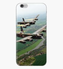 Two Lancasters over the Upper Thames iPhone Case