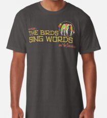Tiki Room - Wo die Vögel Worte singen Longshirt