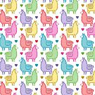 Llama Love by Andi Bird