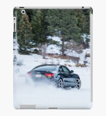 Audi S5 Snow Drift iPad Case/Skin
