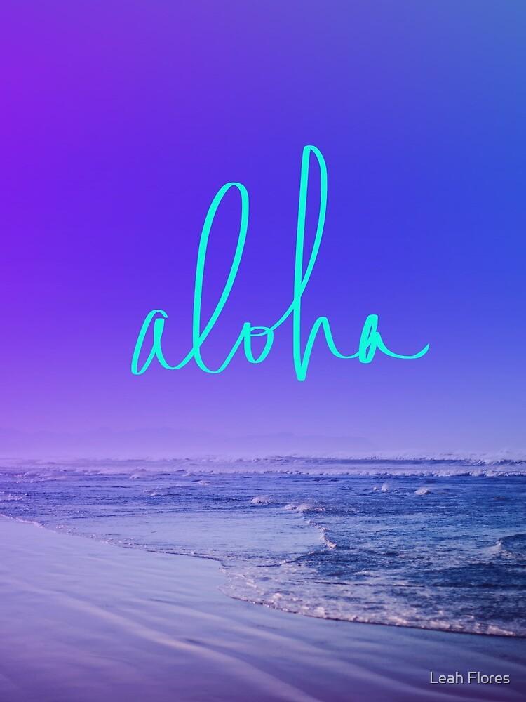 Aloha by adventurlings