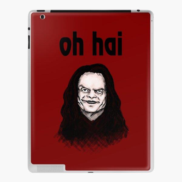 """""""Oh Hai""""  iPad Skin"""