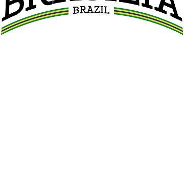 Brasilia Brazil by ElPato