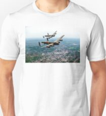 Two Lancasters over High Wycombe T-Shirt