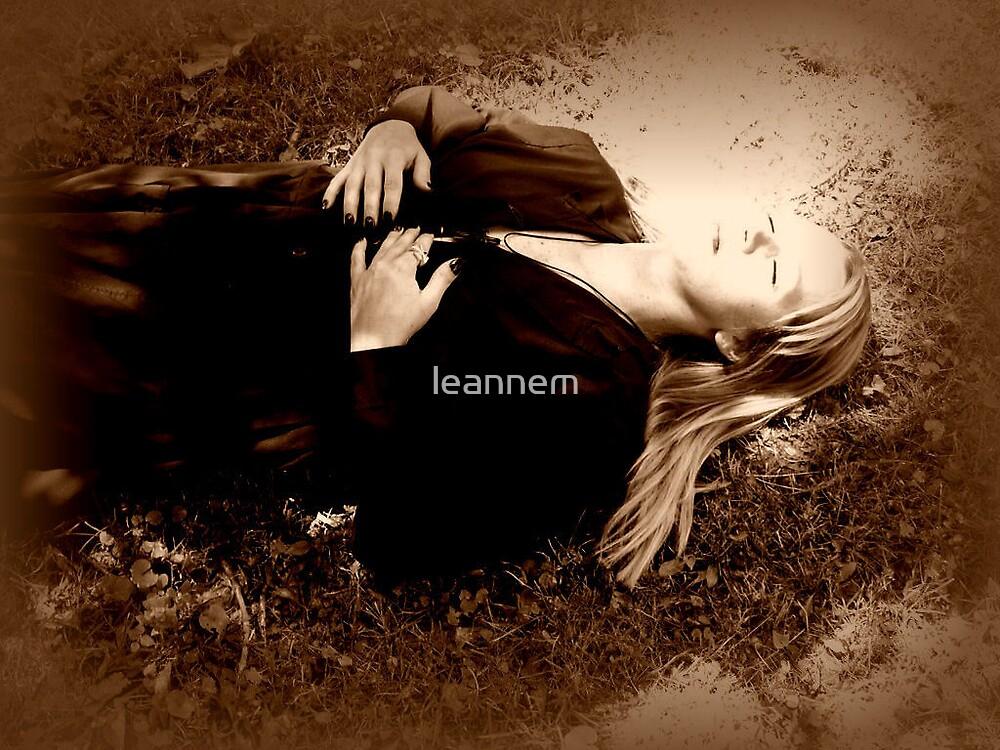 sleep of the dead by leannem