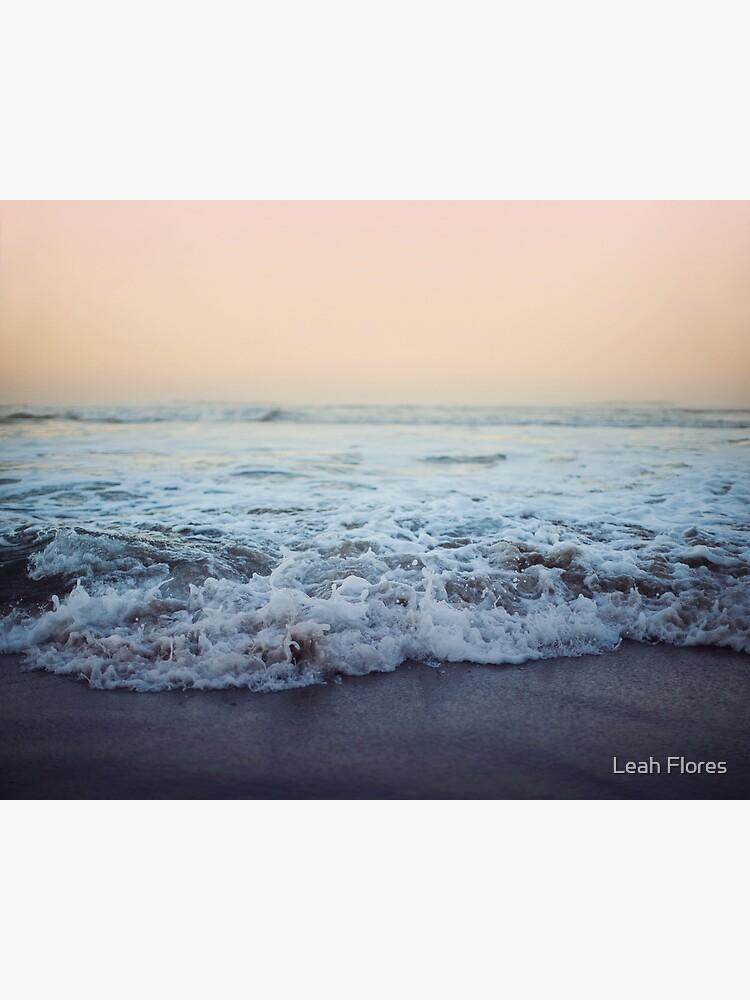Crash into Me - Ocean Photograph of the Oregon Coast by adventurlings