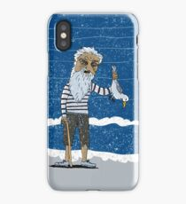 The Ancient Mariner iPhone Case