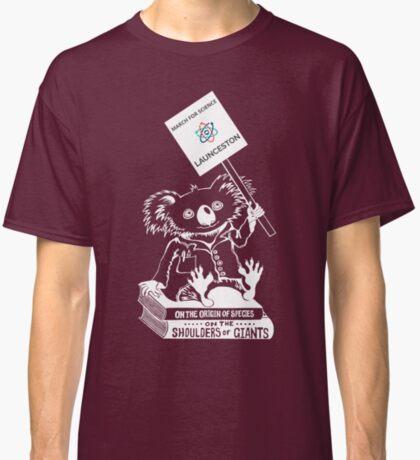 March for Science Launceston – Koala, white Classic T-Shirt
