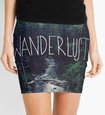 Wanderlust Rainier Creek Mini Skirt