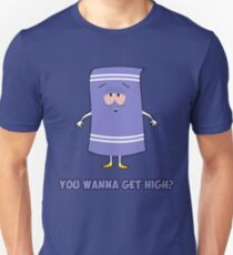 You wanna get high? Unisex T-Shirt