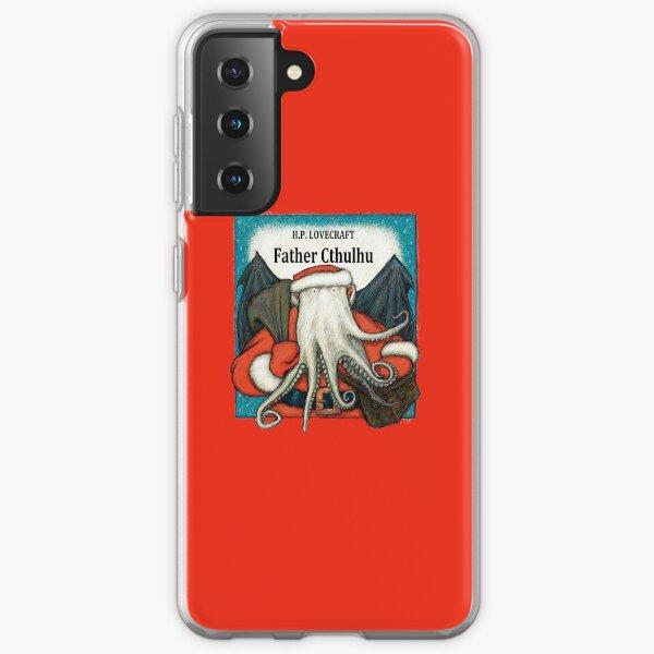 Father Cthulhu Samsung Galaxy Soft Case