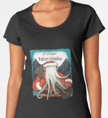 Father Cthulhu Women's Premium T-Shirt