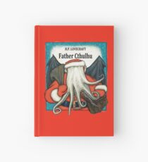 Father Cthulhu Hardcover Journal
