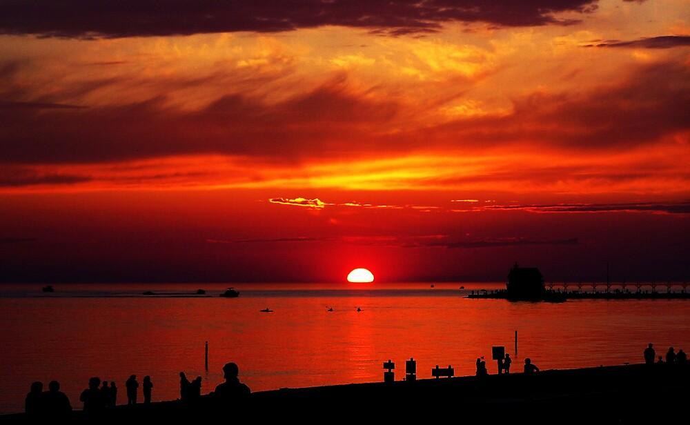 Sunset by Kerri Kenel