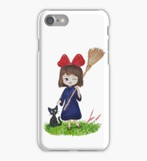 Kiki and Jiji iPhone Case/Skin