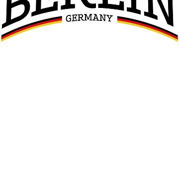 Berlin Germany by ElPato