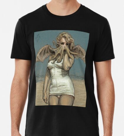 """""""Call of Cthulyn, 2014""""  Premium T-Shirt"""