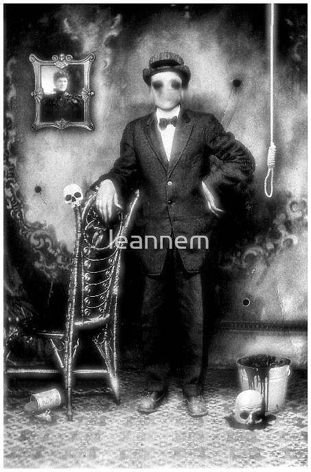 portrait of mccomb by leannem