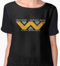 Weyland Corp Chiffon Top