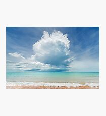 Towering Cumulus Photographic Print