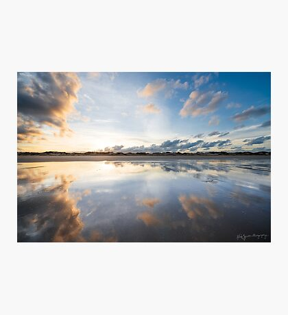 Wet Season Sunrise Photographic Print