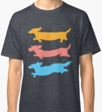 Run Doxies Run Classic T-Shirt