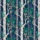 Forest For the Trees by MartziPatterns