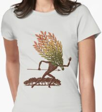 From the Wild Wood Womens Fitted T-Shirt