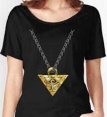 Yugi's Millennium Puzzle Women's Relaxed Fit T-Shirt