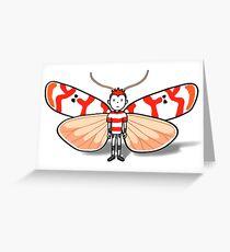 Mothboy01 Greeting Card