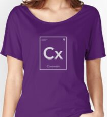 Elemental Rowing - Coxswain Women's Relaxed Fit T-Shirt