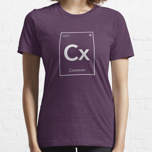 Elemental Rowing - Coxswain Essential T-Shirt