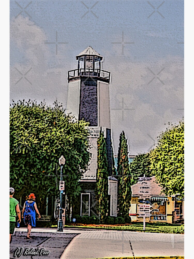 Lighthouse Shops by photorolandi
