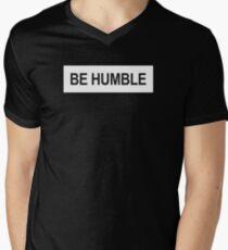 Be Humble WHT T-Shirt
