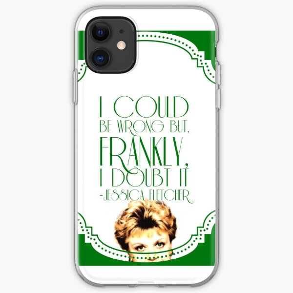 She's Never Wrong iPhone Soft Case