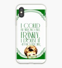She's Never Wrong iPhone Case