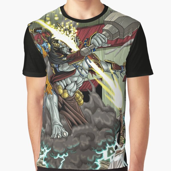 Defenders of a Storied Past Graphic T-Shirt