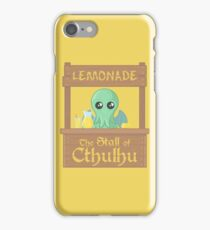 Stall of Cthulhu Lemon 2 iPhone Case/Skin