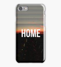h o m e iPhone Case/Skin