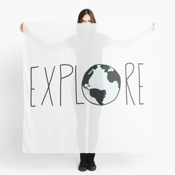 Explora el globo Pañuelo