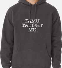FAMU Taught Me Pullover Hoodie