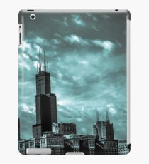 Towering over competition iPad Case/Skin