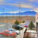 Cold Morning in Taos by photorolandi