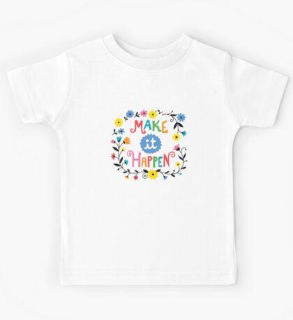 Make it Happen Kids Clothes