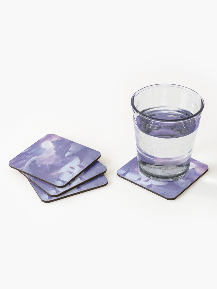Alternate view of Time Triggers  Coasters (Set of 4)
