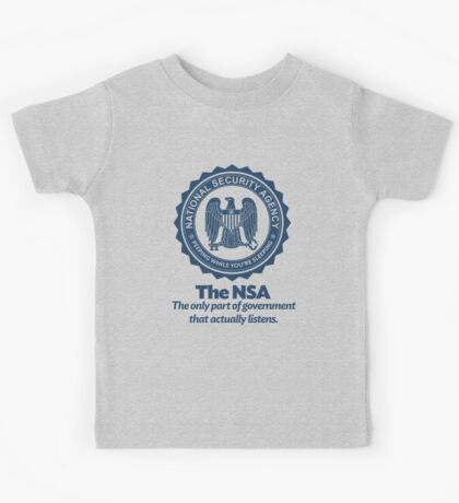 The NSA Kids Clothes