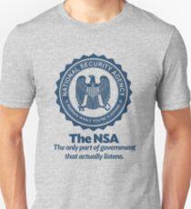 Die NSA Unisex T-Shirt